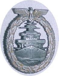 High Seas Fleet War Badge - Click for Explanation